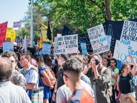 Argentinos denunciam contaminação por cianureto em Mendoza