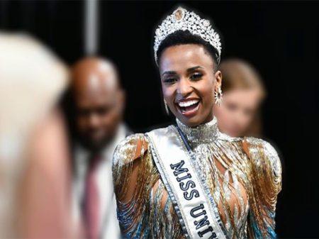 """Sul-africana vence Miss Universo: """"É uma honra absoluta, como negra e africana"""""""