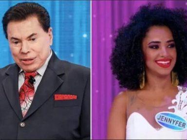 Em ato racista, Silvio Santos impede vitória de mulher negra em competição