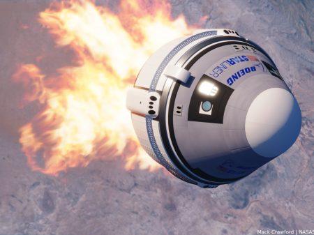 Boeing fracassa também no teste de sua cápsula espacial Starliner