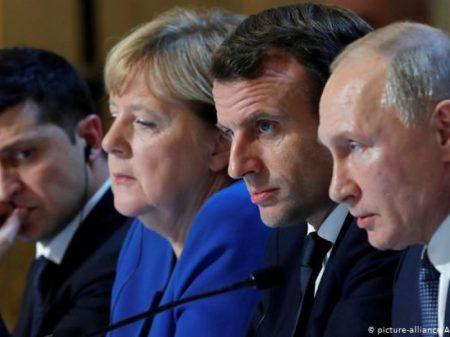 Cúpula de Paris reúne Putin e Zelensky e avança na pacificação da Ucrânia