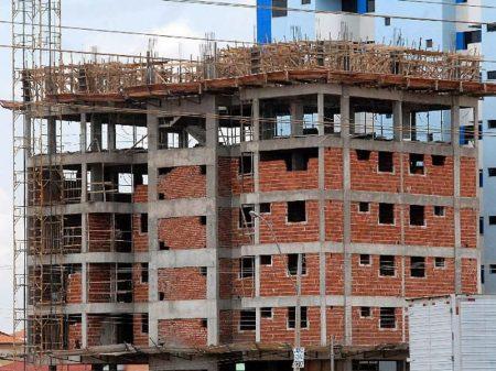 Atividade da indústria da construção piora
