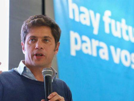 """Governador assume """"por uma Buenos Aires produtiva e livre da especulação"""""""