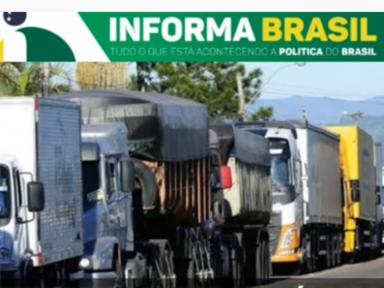 Revoltados com traição, caminhoneiros entram em greve em todo o país