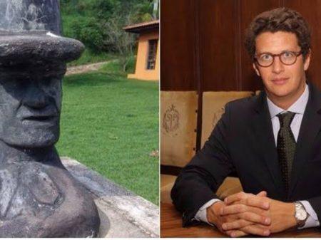 Ministro do Meio Ambiente vira réu por vandalismo contra estátua de Lamarca