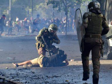 ONU denuncia crimes contra manifestantes chilenos