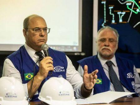 """""""Presidente da Cedae autorizou captação de água contaminada"""", denunciam engenheiros"""