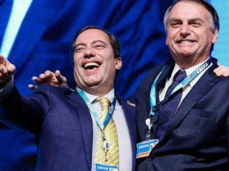 Bolsonaro quer vender CEF os pedaços