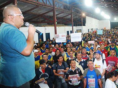 Trabalhadores dos Correios lançam campanha contra a privatização da empresa