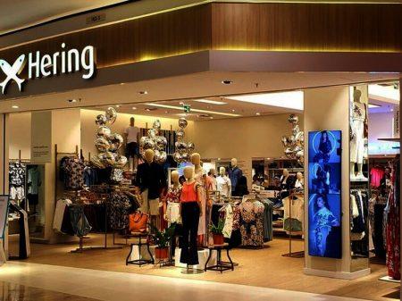 Para Hering, vendas de Natal também frustraram