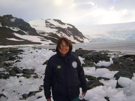 """Jô Moraes: """"Estação Antártica, vitória da resistência"""""""