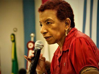 """Leci: """"Em 2020, vai ter muita mulher negra candidata para brigar por nossas demandas"""""""