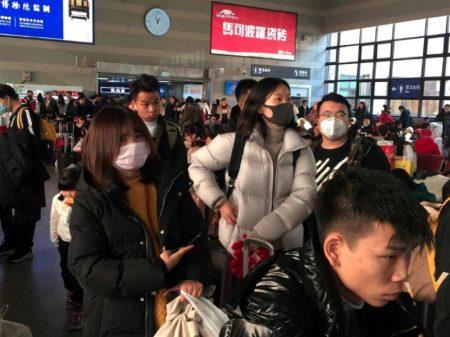 China identifica novo coronavírus e adota medidas  de contenção
