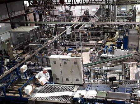 Produção industrial cai 1,2% em novembro de 2019