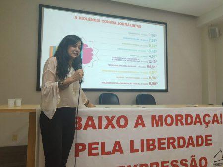Bolsonaro foi autor de 58% dos ataques a jornalistas em 2019, aponta a Fenaj