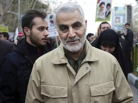 Atentado terrorista de  Trump assassina Soleimani, o principal general iraniano