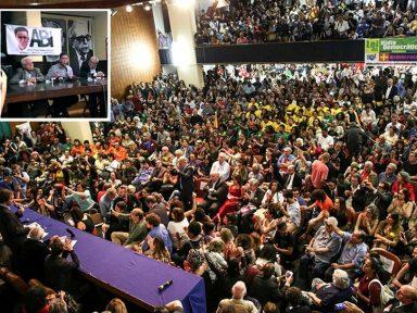 Brasil repudia o atentado à liberdade de imprensa na acusação contra Greenwald
