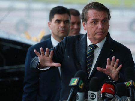 """""""Mito"""" diz que """"jamais pediria"""" a Trump para tratar melhor os brasileiros"""