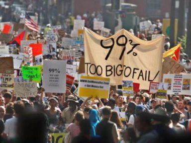1% mais rico tem mais que o dobro da riqueza de 6,9 bilhões de pessoas, diz Oxfam