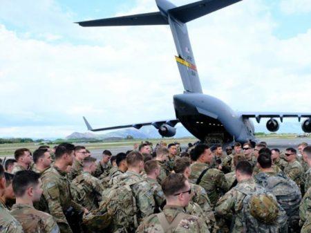 """Iván Duque abre Colômbia a tropas dos EUA para """"exercícios estratégicos"""""""