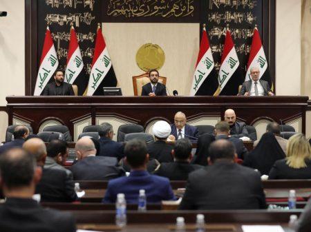Parlamento do Iraque exige a saída das tropas americanas
