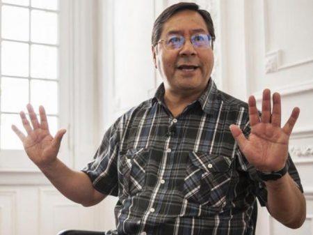 """Luis Arce: """"golpistas estão dolarizando e destroçando a economia da Bolívia"""""""