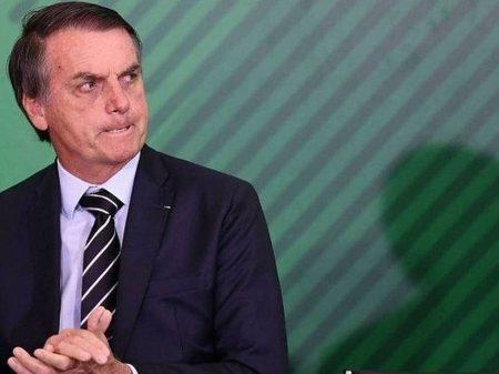 Bolsonaro diz que se puder põe ambientalistas em campo de concentração na Amazônia