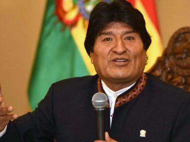 Ditadura boliviana veta candidatura de Evo Morales ao Senado