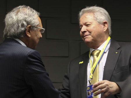 Presidente do Banco do Brasil pede demissão