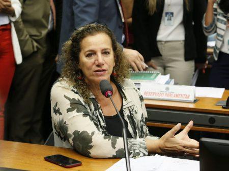 Jandira apresenta projeto para anular decreto que esvazia o Pronabio