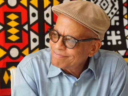 "Nei Lopes lança o livro ""Afro-Brasil Reluzente"" nesta terça-feira, na Livraria da Vila"