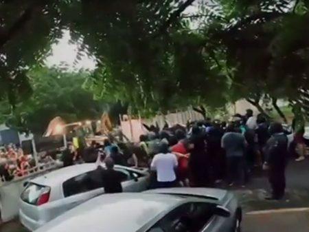 Três atiradores dispararam contra Cid, mostram novas imagens