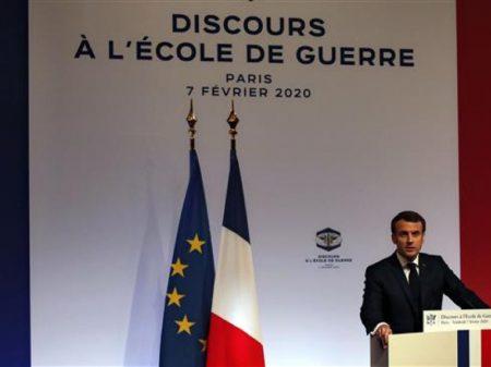 França convoca europeus a deter corrida às armas no continente após o fim do Tratado INF