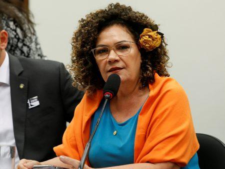"""Líder do PCdoB pede """"punição para os culpados"""" dos tiros contra o senador"""