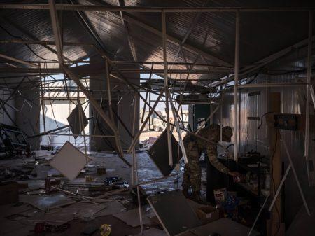 Pentágono admite na 4ª errata que 'são 64 os feridos' na retaliação do Irã