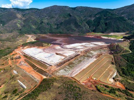 Risco de barragem da Vale em Ouro Preto aumenta e famílias são evacuadas