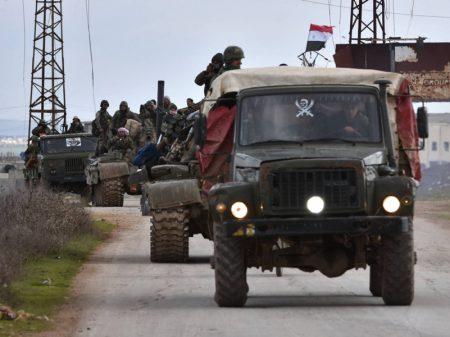 Síria liberta sua principal rodovia, Alepo-Damasco, pela primeira vez desde 2012