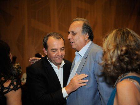 """Cabral diz que Pezão participou da propina desde o início; ele fala que é """"mentira"""""""