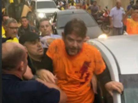 Senadores condenam terror e atentado contra o senador do PDT