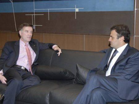 Eike Batista afirma que pagou R$ 20 milhões de propina para Aécio