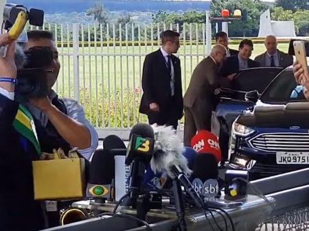 Jornalistas convocam protesto contra insultos de Bolsonaro