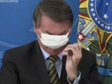 População rejeita Bolsonaro e confia nos governadores, diz pesquisa sobre Covid-19