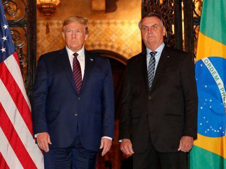 Submisso a Trump, Bolsonaro retira diplomatas venezuelanos do país