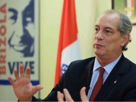Ciro defende fim do teto de gastos e mais investimentos públicos