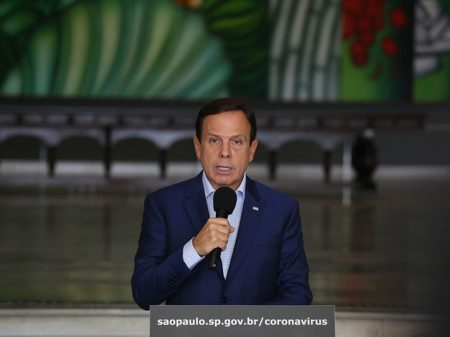 Doria é ameaçado de morte após criticar Bolsonaro