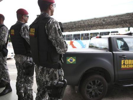 Força Nacional vai dar apoio ao Ministério da Saúde contra o coronavírus