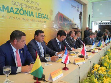 Governadores da Amazônia pedem apoio à China para combater o coronavírus