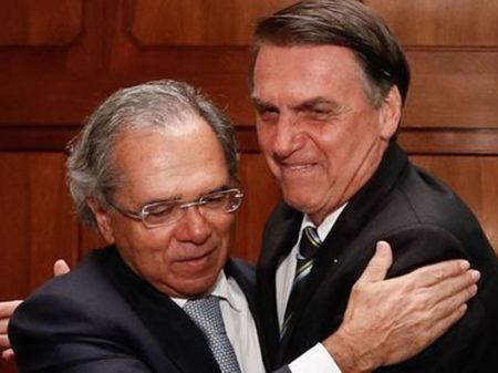 PIB de Bolsonaro é o pior em três anos