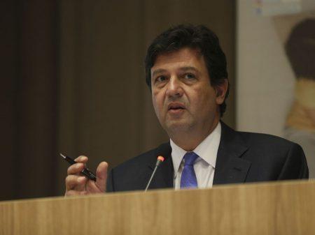 Bolsonaro não deixa Mandetta ir na reunião da OMS