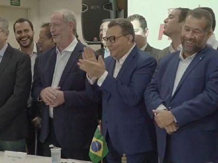 PSB e PDT anunciam aliança nacional e lançam Márcio França à prefeitura de SP